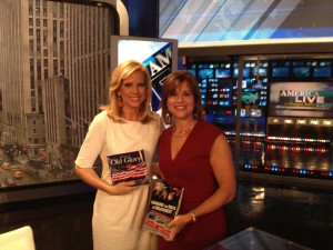 "Interviewed for FOX's Megyn Kelly ""America Live"" by Shannon Bream Aired on May 25, 2012 from NYC"
