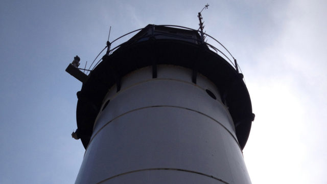 Boston Globe Cover Story – Chatham Lighthouse hitting the big screen