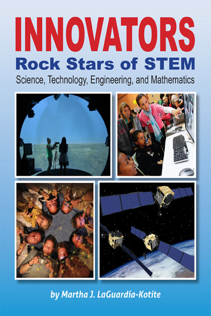 Innovators Rock Stars of STEM