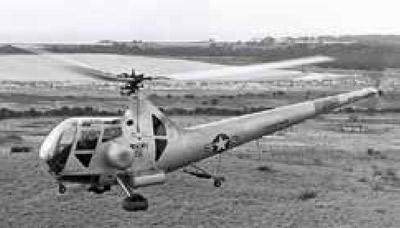 Sikorsky HOS-1 HOVERFLY II