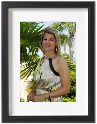Martha LaGuardia-Kotite photo frame