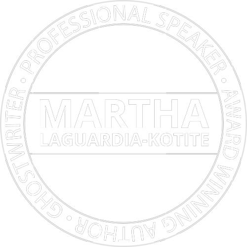 Martha LaGuardia-Kotite Emblem Light Professional Keynote Speaker