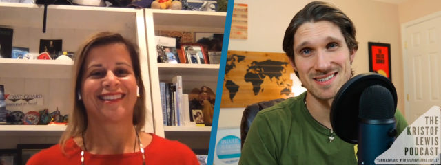 Martha LaGuardia-Kotite on The Kristof Lewis Podcast!