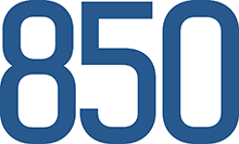 850 Business Magazine logo