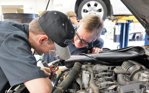 Mechanics in Training
