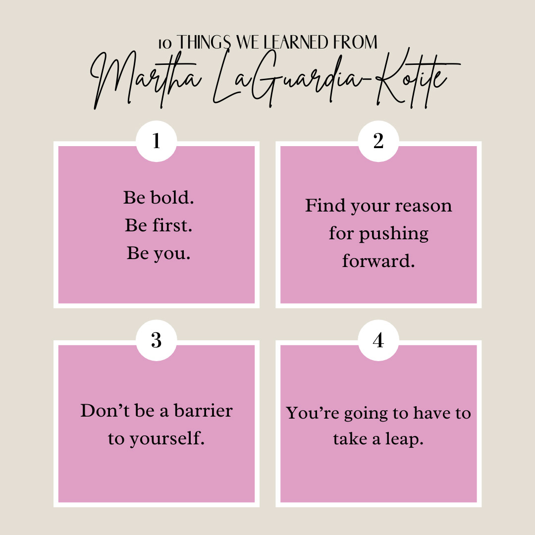 Confidence Conversations - Be Bold. Be First. Be You.