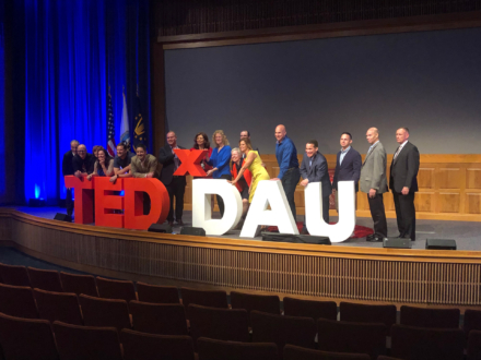 TEDxDAU 2019 Group Photo