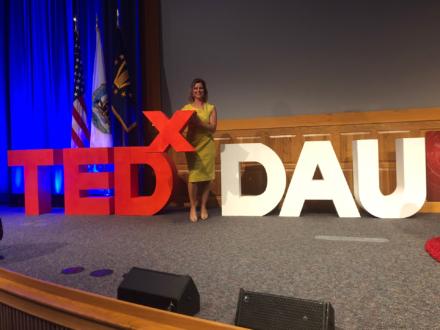 TEDxDAU 2019 Martha